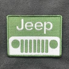 Jeep Morale Patch Wrangler Rubicon Jk Jl Off Road Overland Tactical Outfitters