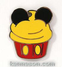 Disney Pin Cupcake Mickey Mouse