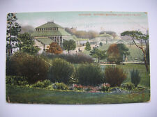 Glasgow, Botanic Gardens – Kibble Palace. 1909 – Raphael Tuck & Sons, Charmette.