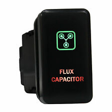 Push switch 8B90GR 12V Toyota FLUX CAPACITOR LED green red Tacoma 4Runner