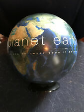 Planet Earth DVD Collectible Disc Set In Globe Limited Edition   Educational