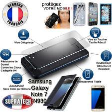 Protection d'Ecran Verre Trempé Bombé Incurvé pour Samsung Galaxy Note 7 N930