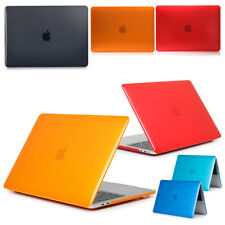 """Plastic Crystal Clear Hard PC Case Cover For New Apple Mac Book Air 11.6"""" 13.3"""""""