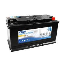Batterie Exide ES900 Gel 12v 80ah 353x175x190mm