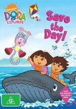 Dora the Explorer - Save the Day! (DVD, 2009) Region 4 (Good Condition)