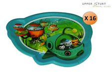 Octonauts Fancy Shaped Paper Plates 16 Pack Party Supplies FREE SHIPPING