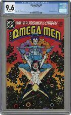 Omega Men #3 CGC 9.6 1983 1571247001 1st app. Lobo