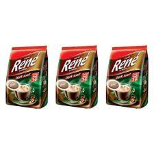 Philips Senseo 108 x Café Rene Cremé Dark Roast Coffee Pads Pods Bag