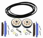 NEW Dryer Maintenance Kit for Maytag WPY312959  306508 12001541 Belt Rollers photo