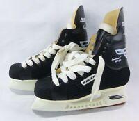 Bauer Impact 20 Hockey Ice Skates Shoes Festool Blades