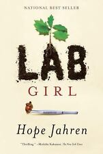 Lab Girl by Hope Jahren (2016, Hardcover)