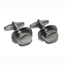 Antique Style Top Hat Wedding Tails Groom Christmas Present GIFT Box CUFFLINKS