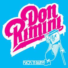 Don Rimini - 'Kick 'N Run EP' (Vinyl EP Record)