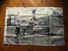 Man Cave Work Shop Garage Shed Bar Banner Sticker Flag- Vietnam war veterans
