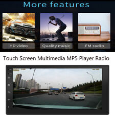 """Android 7 """" Touch Screen Multimedia MP5 Player Radio Car Stereo FM BT USB ports"""
