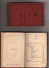 letteratura greca - v.inama - - manuali hoepli - 1882