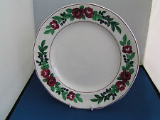 Ironstone Adams Pottery Dinner Plates
