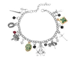 Buffy The Vampire Slayer inspired Charm Bracelet | Buffy Jewellery and Gifts