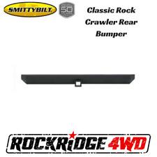 Smittybilt SRC Classic Rock Crawler Rear Bumper for 87-06 Jeep YJ TJ LJ 76750