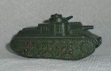 "VINTAGE Tootsietoy ""Tank"" Near Mint Condition Free Shipping"