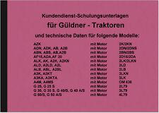 Güldner descripción manual AKZ ADN ab2b abn Ada alk ak af ABL g ALD 30 40 50