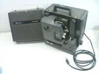 Bell Howell 16mm Projector Vintage FILMOSOUND Model 2585 As Is