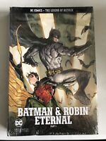 Eaglemoss DC Comics Legend Of Batman Batman & Robin Eternal Part 1 New Sealed