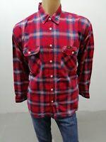 Camicia LEE Uomo Taglia Size XL Chemise Homme Shirt Man P7037