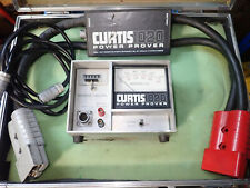 More details for curtis 1020r power prover, forklift & traction battery analyser. amp hour meter