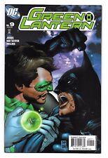 Green Lantern 9 Batman Appearance Uses Green Lantern Ring Justice League