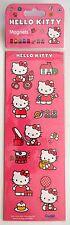 12 X Hello Kitty FRIDGE Magnet Cartoon Novedad Diversión Colorido Para Niños De Regalo
