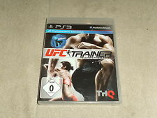 Personal UFC Trainer Playstation 3