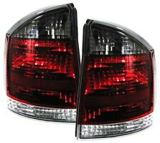 Red Black tail lights rear lights for Opel Vectra C GTS Sedan OPC 02-08