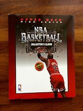 Álbum Oficial Trading Cards NBA Basketball 9394 Upper Deck Michael Jordán