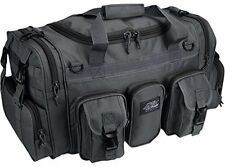 "Large 22"" Duffel  Military Molle Tactical Cargo Gear  Travel Bag - Gunmetal Grey"