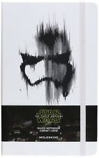 Moleskine Ruled Notebook, Star Wars Storm Trooper, 240 Lined Pages, Acid Free