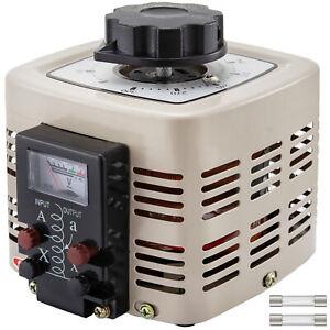Stelltransformator Kompakt 500W Einphasig Stelltrafo Regeltrafo Ringkerntrafo