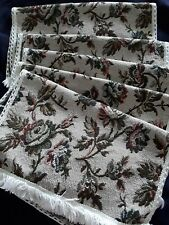 5 Chair Back Covers, New
