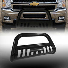 Super Bull Bar Grille Chevy Colorado  2015-2018 Push Guard Black