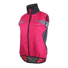 Proviz High Visibility Gilet Women's Running Vest Pink Size 10 New with Tags