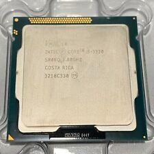 Intel Core i5-3330 3.00GHz Quad-Core CPU Processor SR0RQ LGA1155 Socket