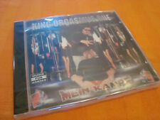 KING ORGASMUS ONE MEIN KAMPF CD ALBUM NEU&OVP BUSHIDO MOK SIDO B-TIGHT HENGZT