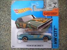 Hot Wheels DieCast Material Nissan Vehicles