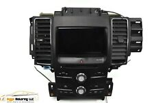 2013-2016 FORD TAURUS RADIO FACE CD MECHANISM W/ DISPLAY SCREEN DG1T-14F39-BV