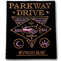 Parkway Drive Patch Embroidered  Metalcore Band Applique Emblem BFMV