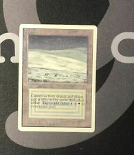 1 Tundra (#2314) - Ilimitado Tierra MTG Magic 93/94 Antiguo Escuela Raro 1x x1