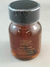 New Spirit gum Liquid adhesive with brush Mehron professional makeup products