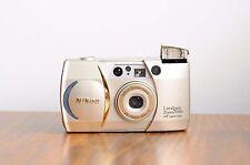 NIKON Lite*Touch Zoom70WS AF   35mm film Camera, 28-70mm Macro     ,  110