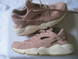 Womens 2017 Nike Air Huarache Limited Edition Athletic, Running Shoes SZ 8