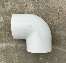 "6"" Slip-Slip PVC 90 Degree Elbow Sched 40 LASCO"